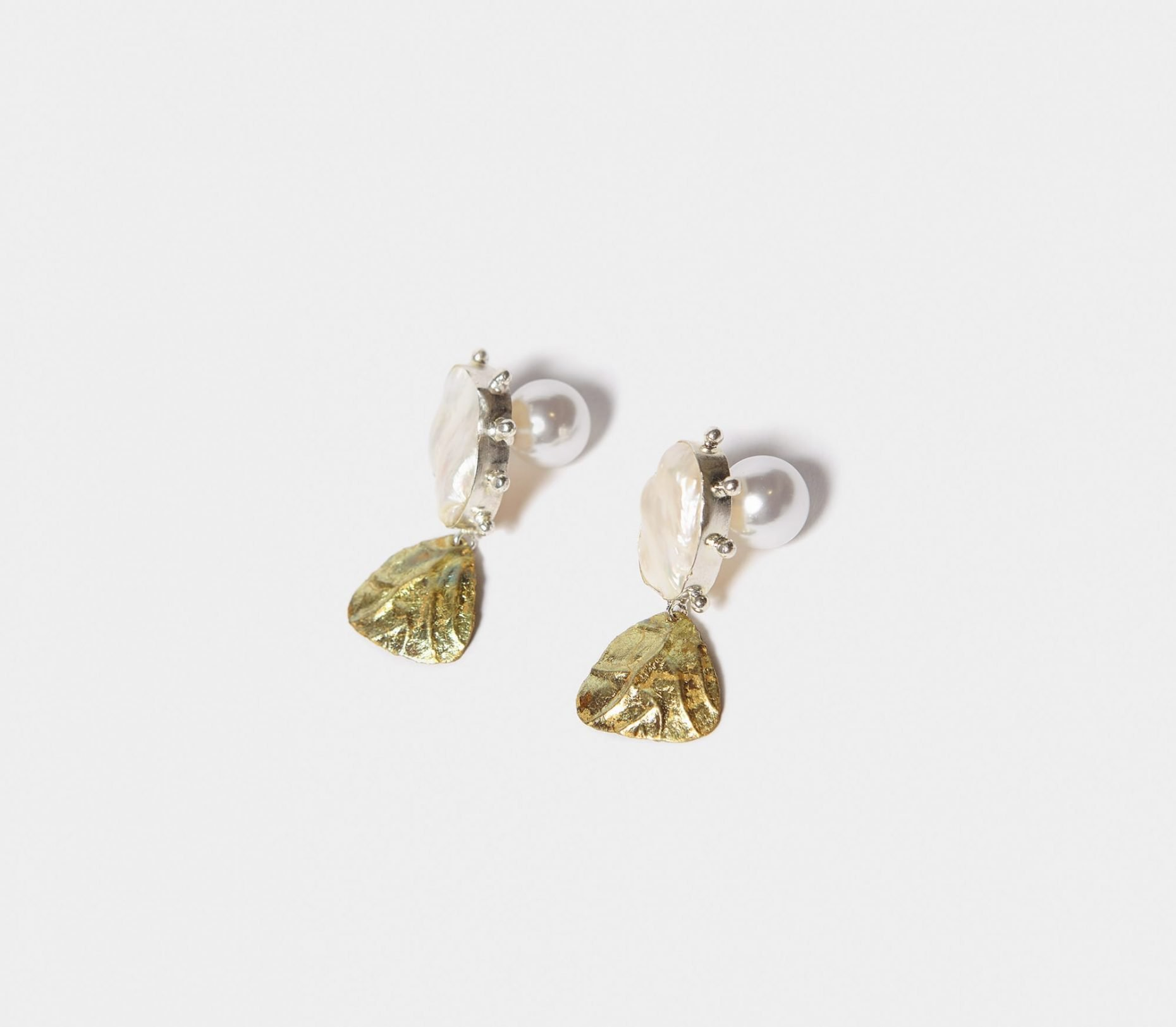 Peet Dullaert Trigon Earrings