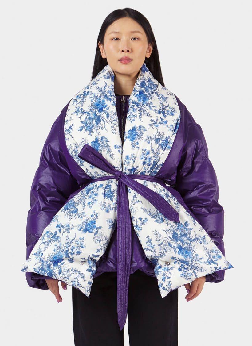 Facetasm Puffer Coat