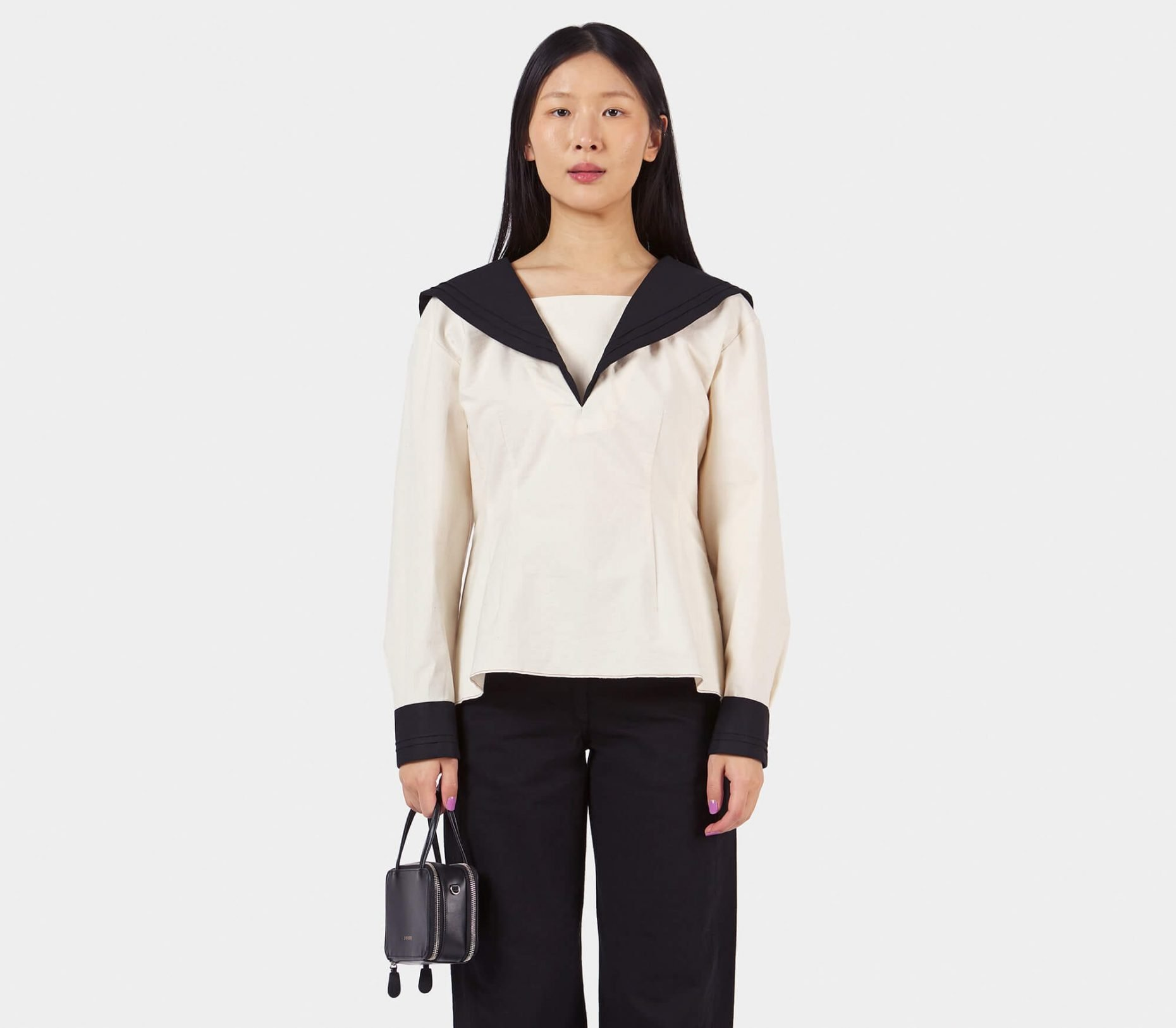 FACETASM Sailor Shirt