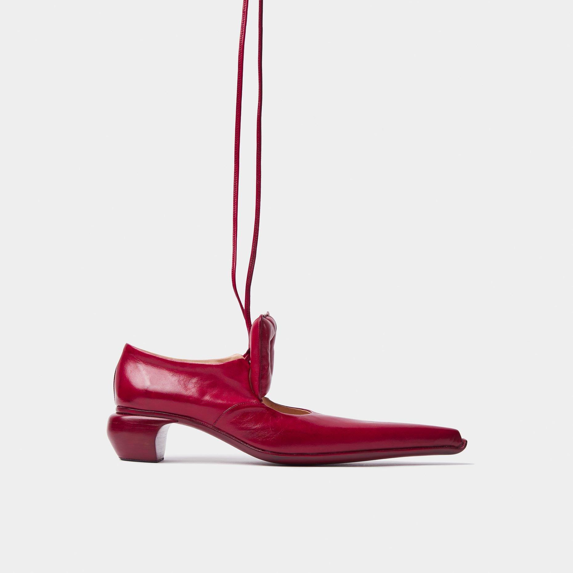 Jordan Dalah Studio x Actually Existing Detachable Cushion Shoe
