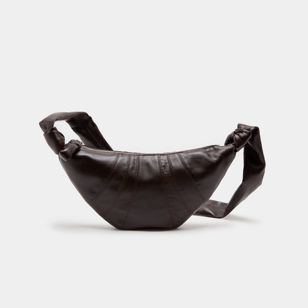 Lemaire Small Bum Bag Chocolate