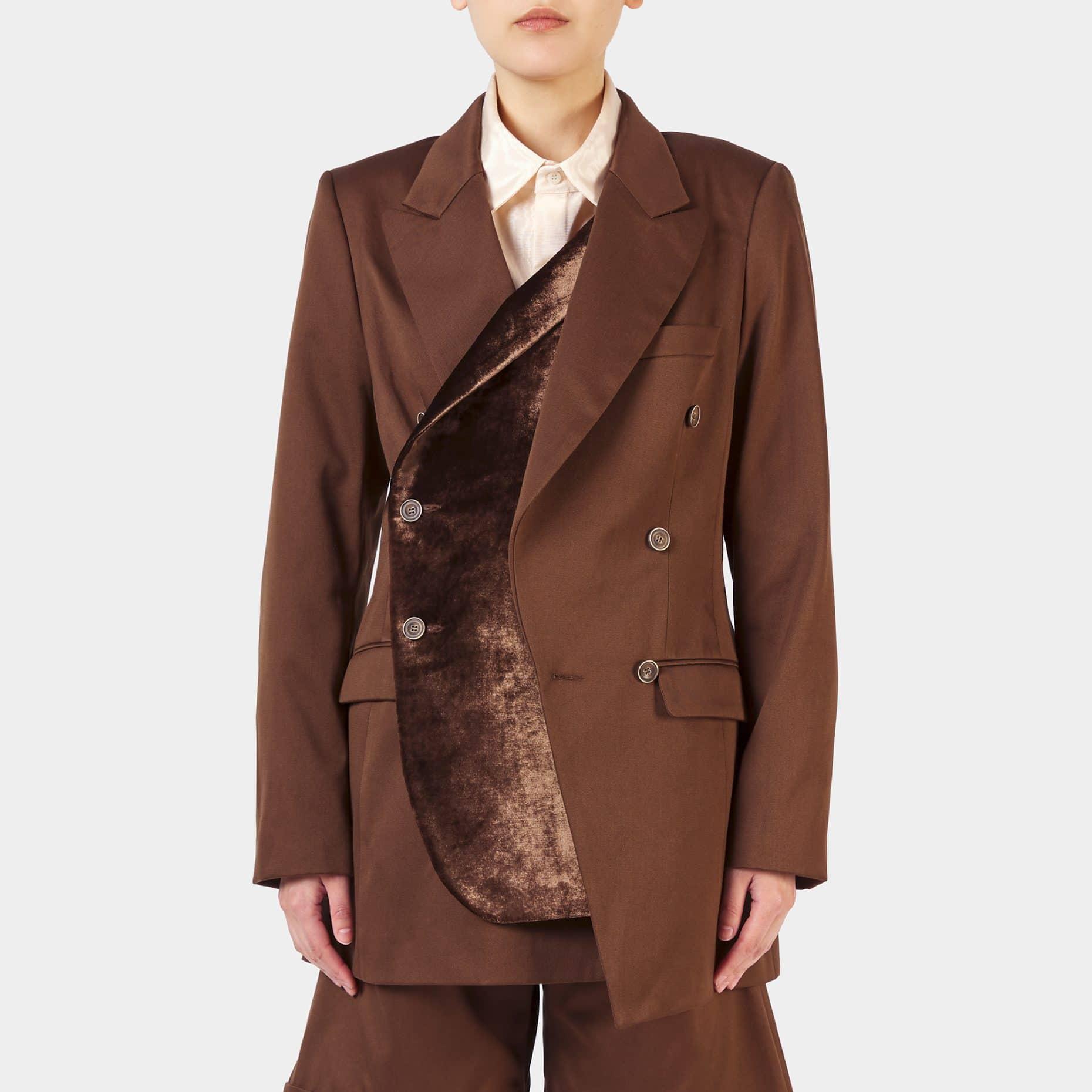 Michael Olestad Double Jacket
