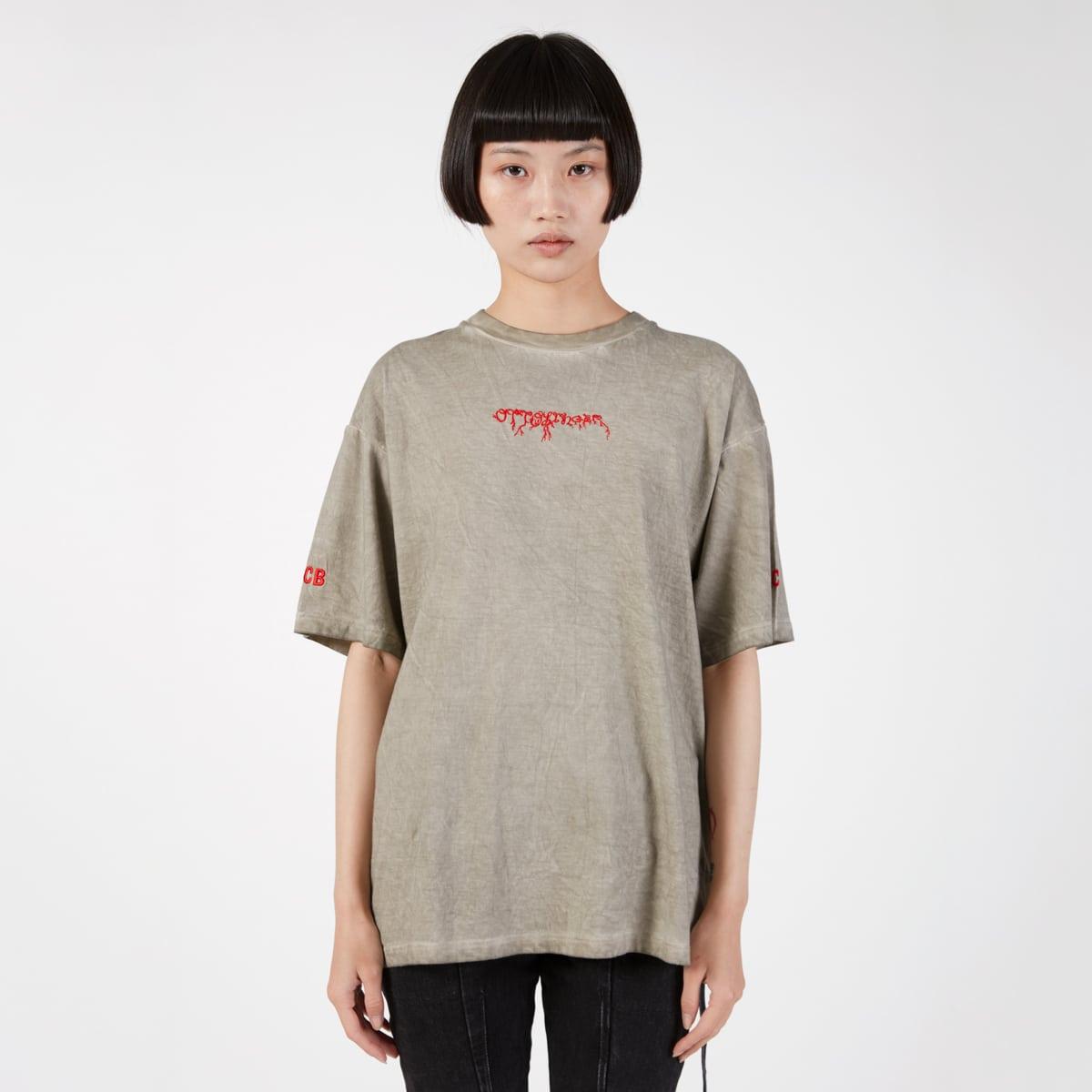 Ottolinger Organic Dyed T-Shirt