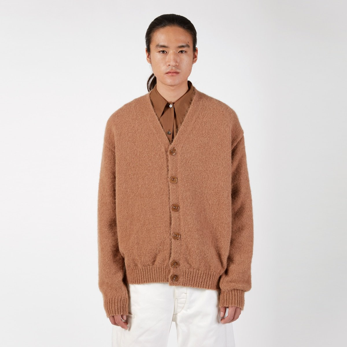 Lemaire Mens Oversized Cardigan