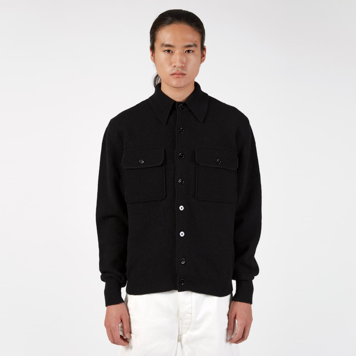 Lemaire Mens Overshirt Sweater
