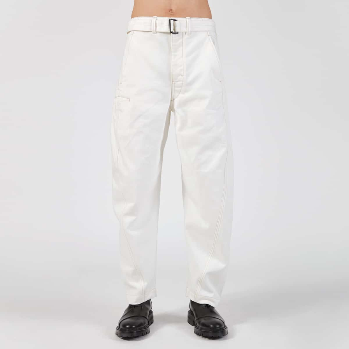 Lemaire Mens Twisted Pants