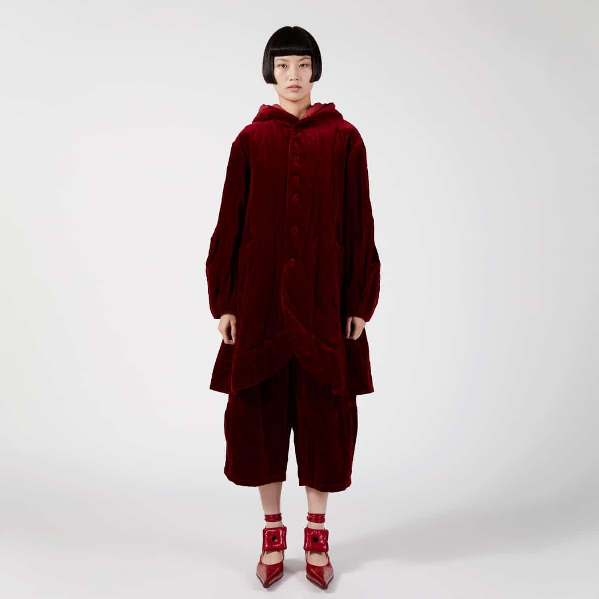 Renli Su Hooded Coat