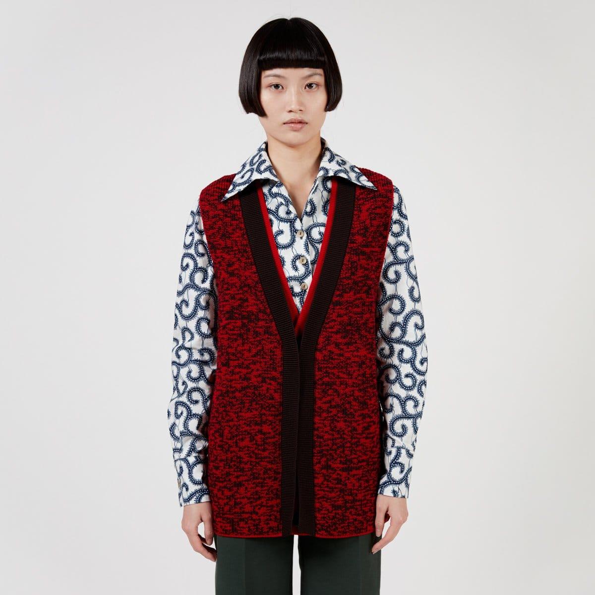 Namacheko Kuchinska Cardigan Vest