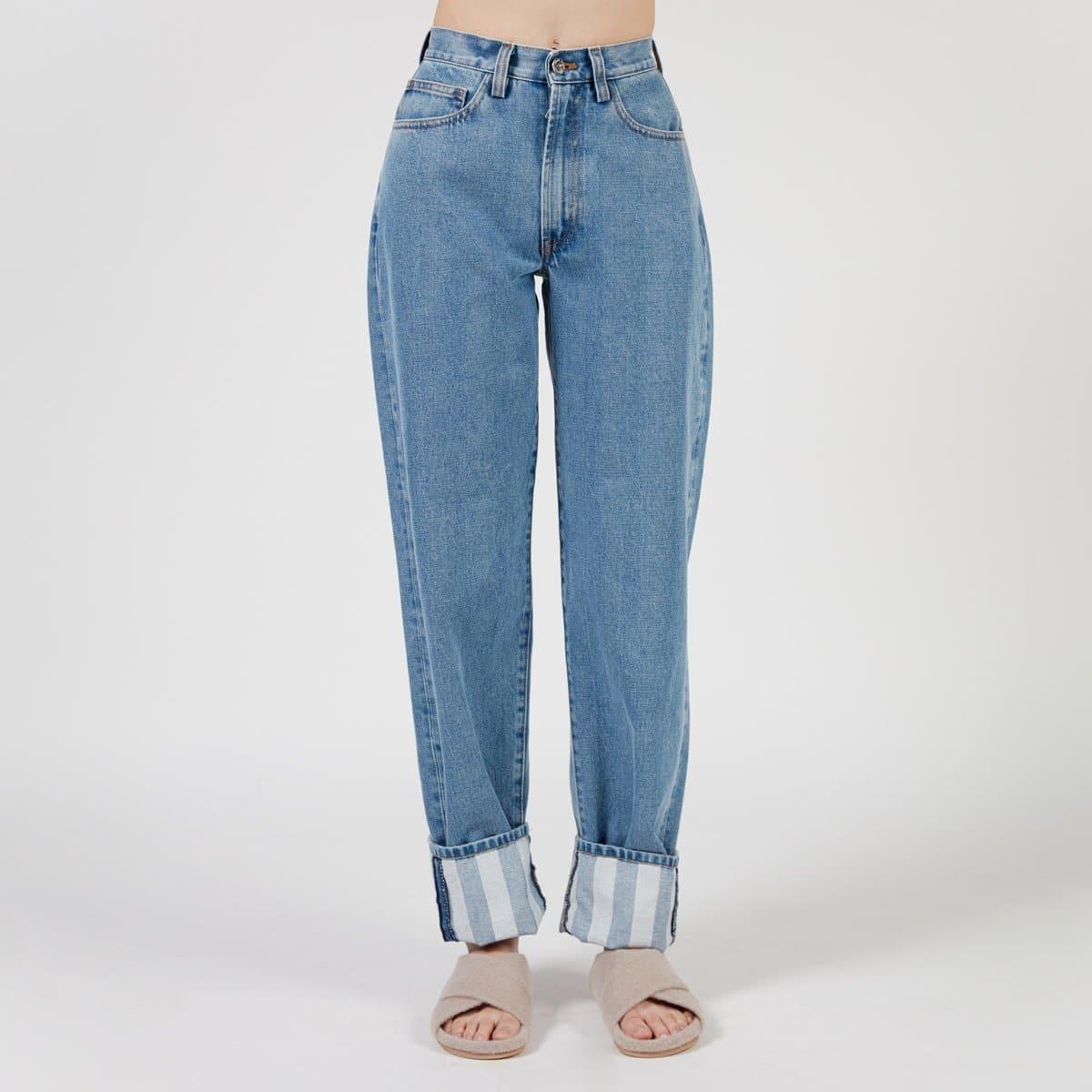 Sunnei Classic Denim Pants