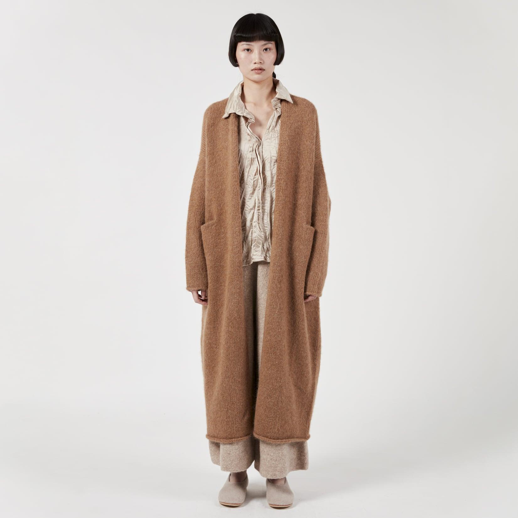 Lauren Manoogian Fluffy Robe Coat