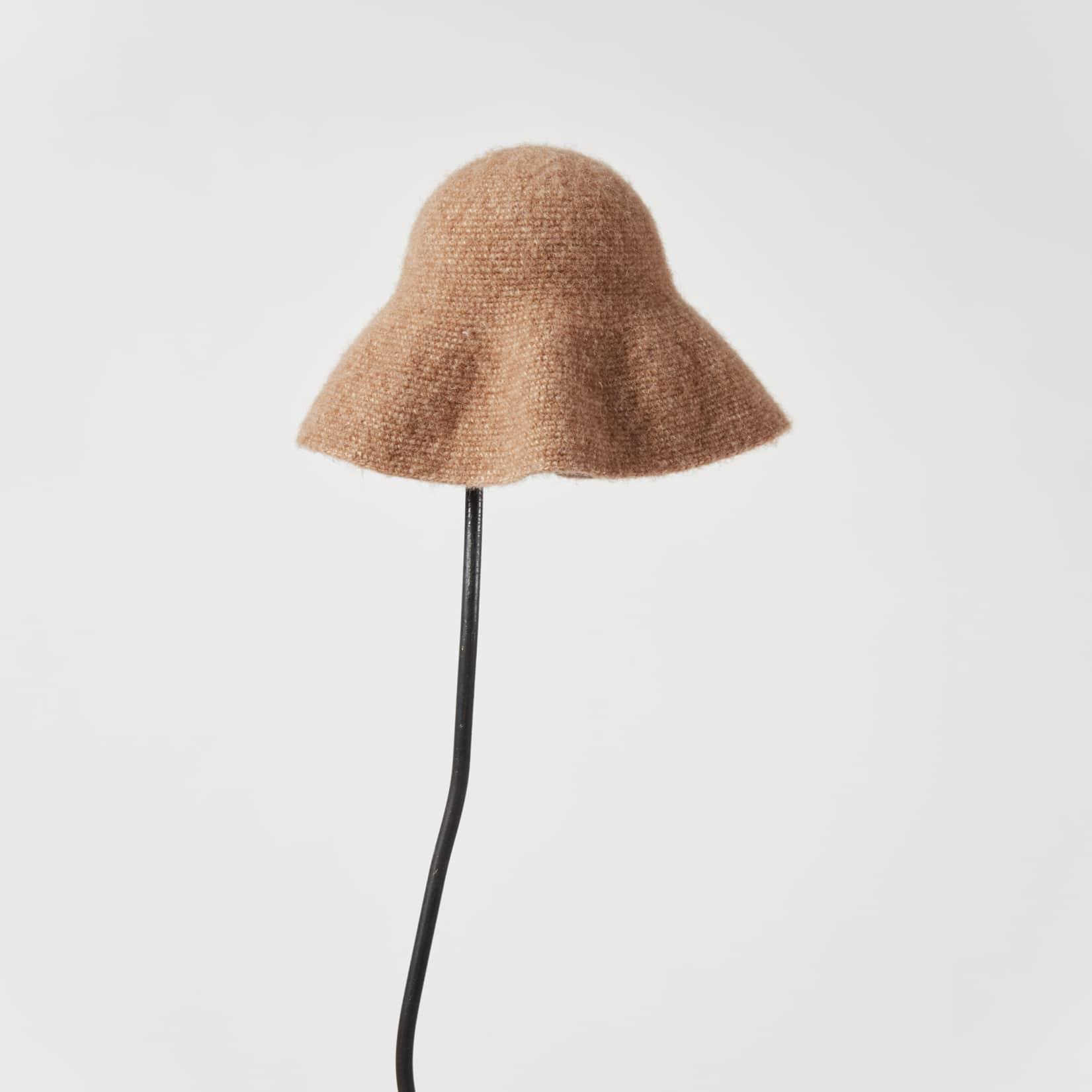Lauren Manoogian Big Bell Hat