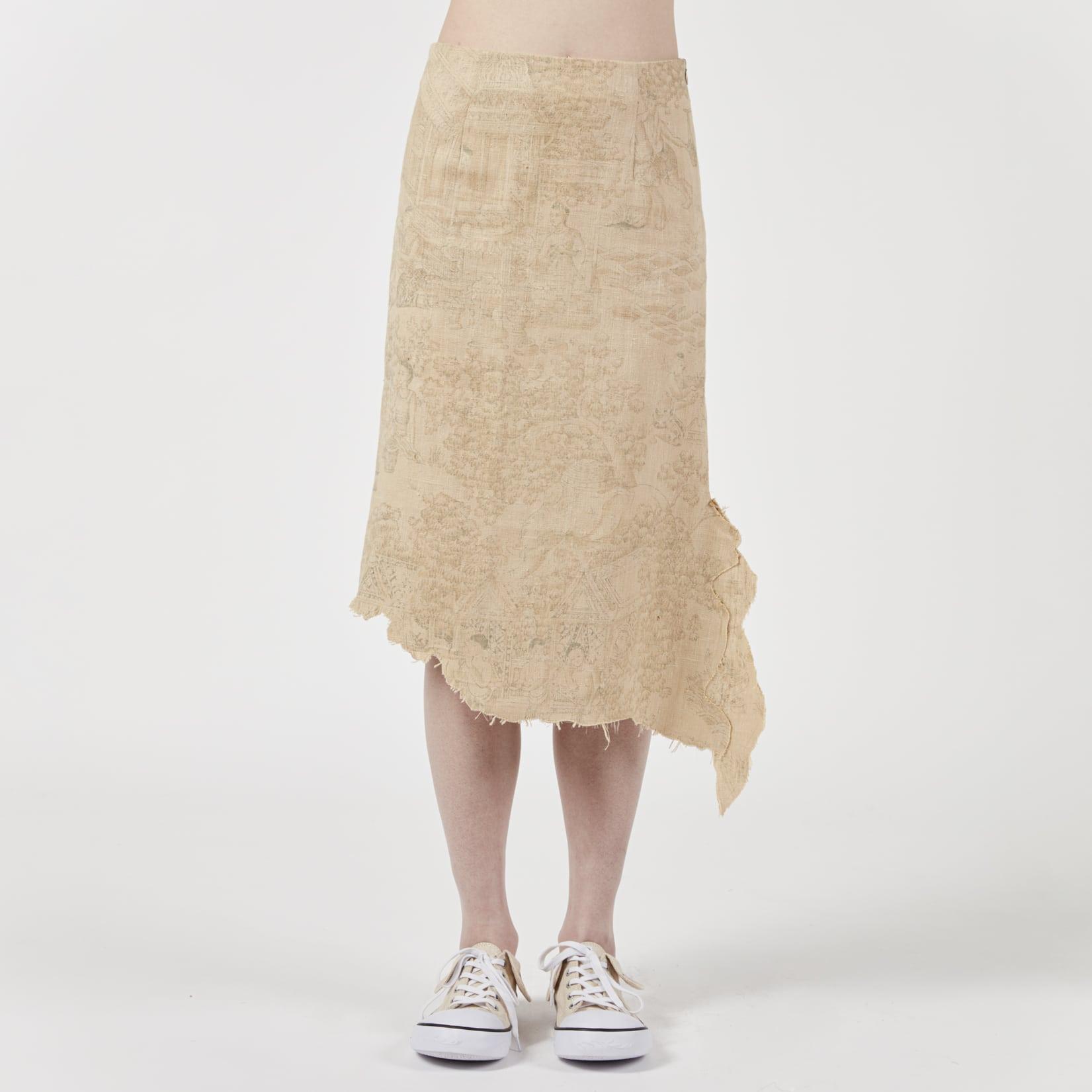 VeniceW Paper Girl Skirt
