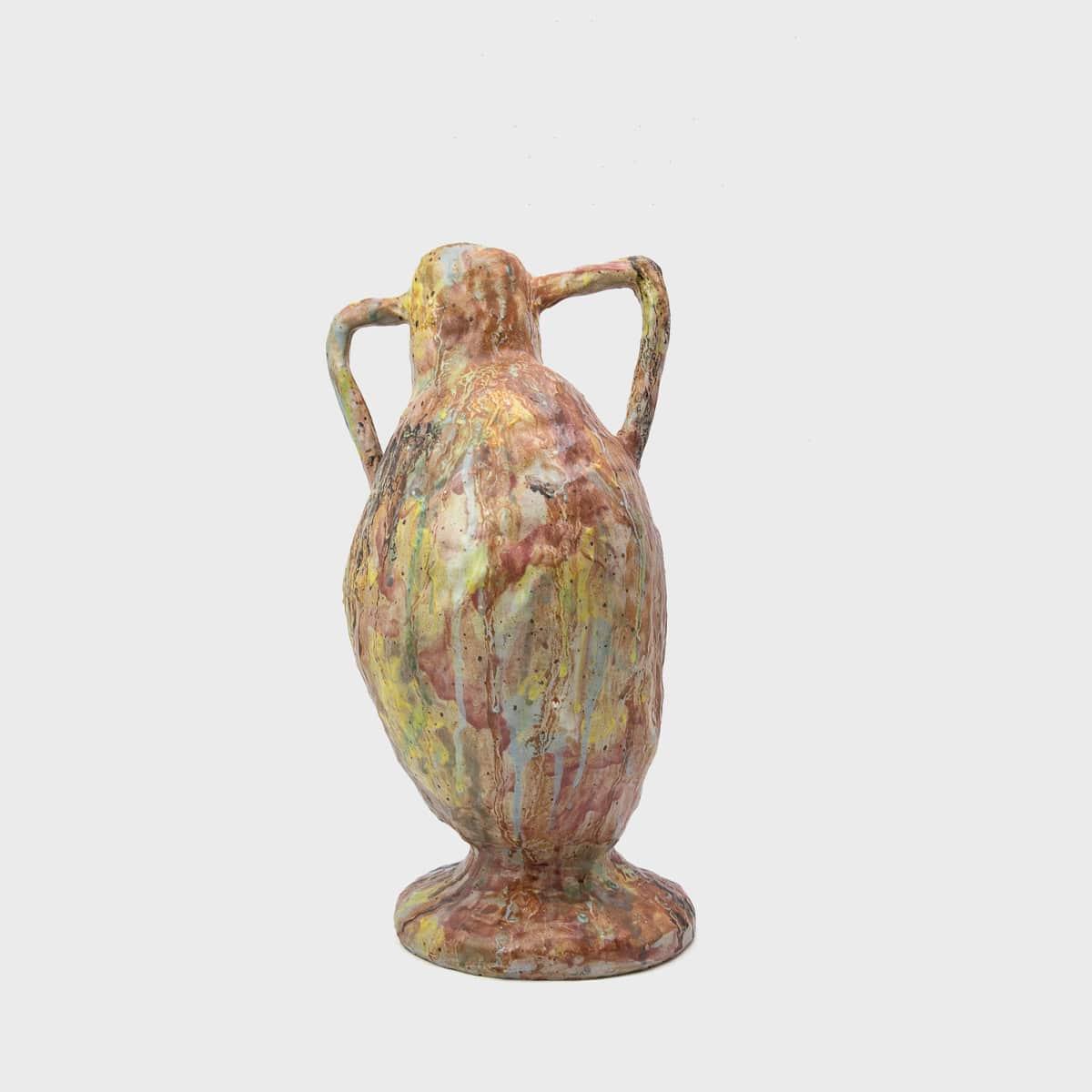 Philip Hedegaard Trickle Paint Vase