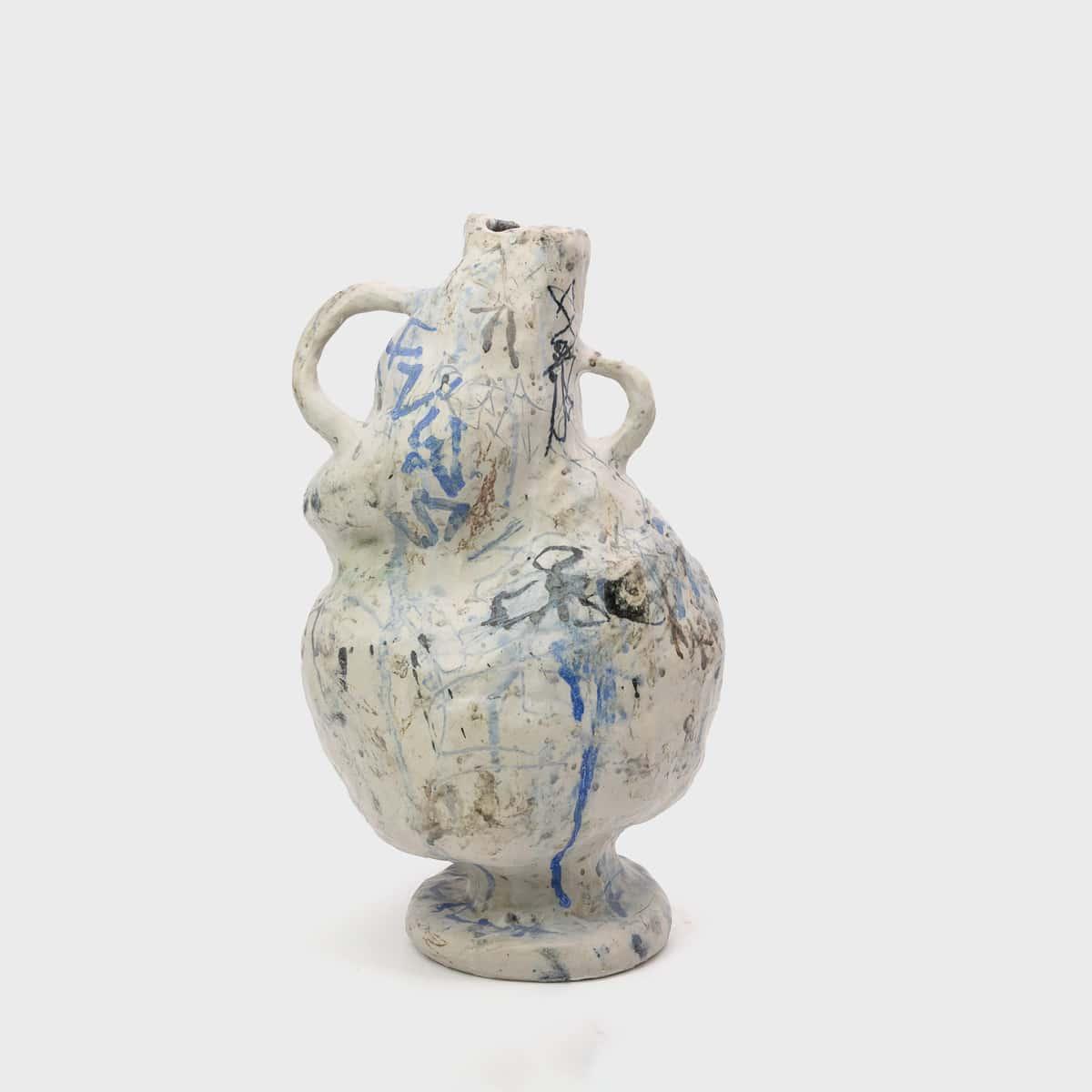 Philip Hedegaard Graffiti Vase