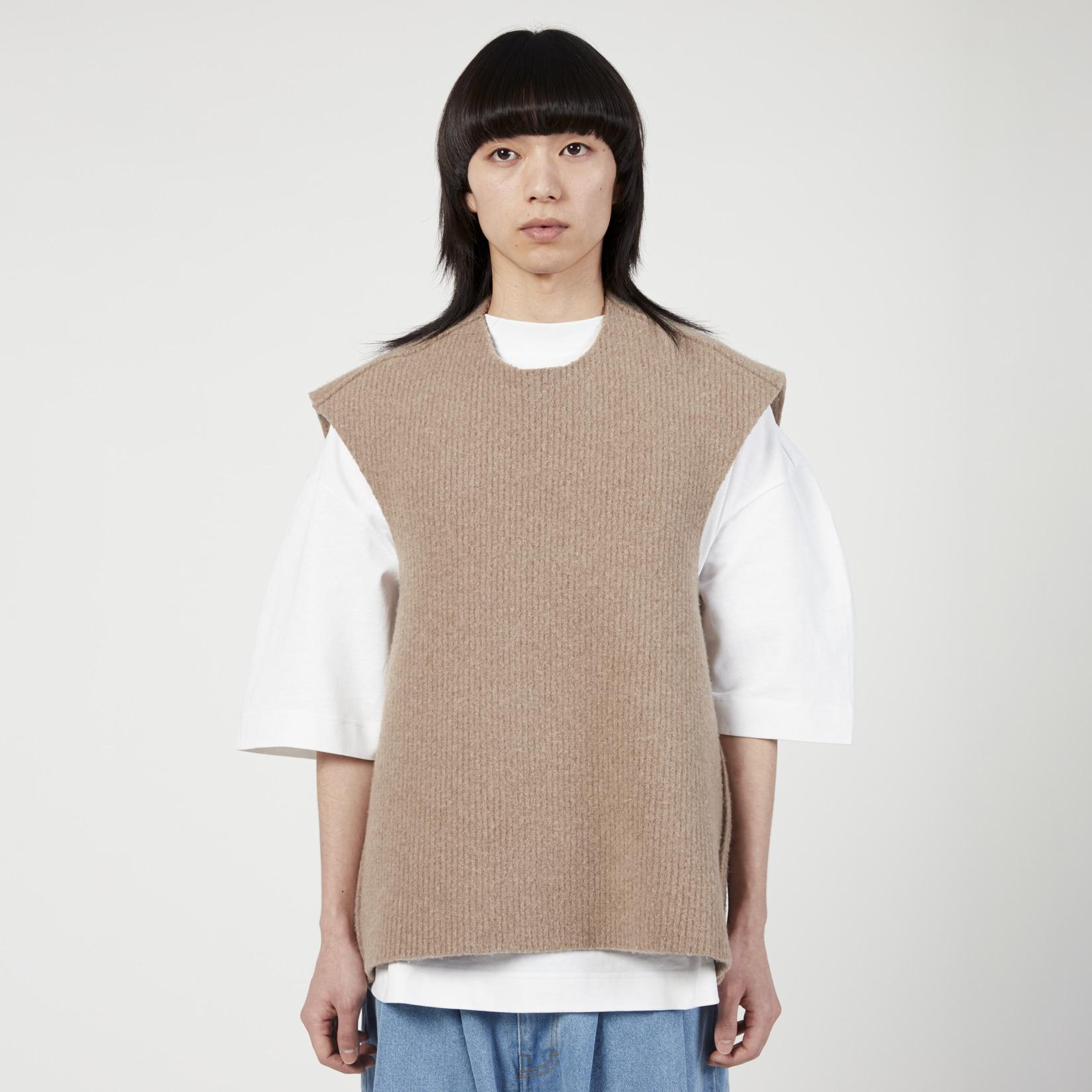 Hed Mayner Sleeveless Sweater