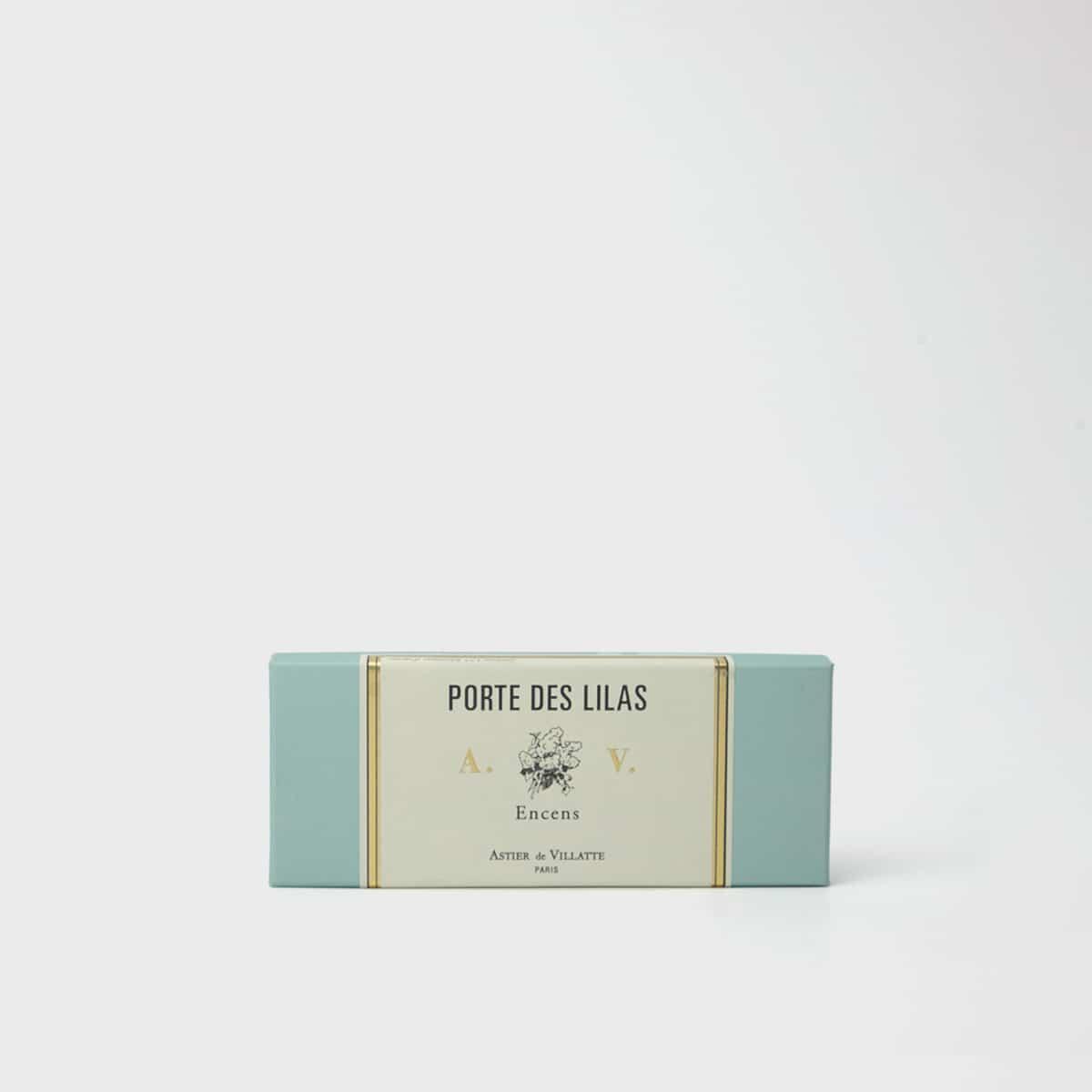 Astier De Villatte Porte Des Lilas incense
