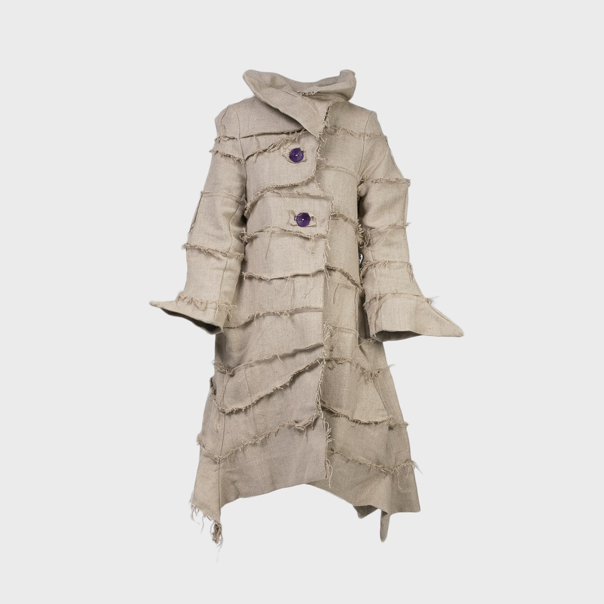 VeniceW Tickle Coat